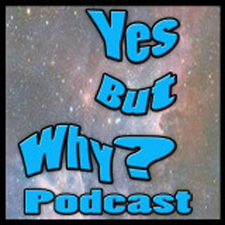 Yes But Why ep 146 Anna Bunce likes to be silly and tell stories!