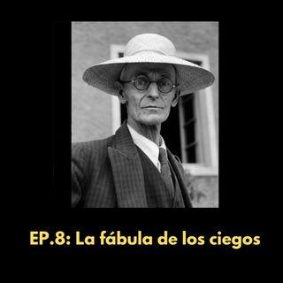 En menos de cinco minutos:  La fábula de los ciegos de Herman Hesse