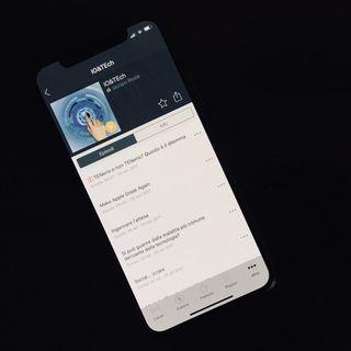 24 ore con iPhone X