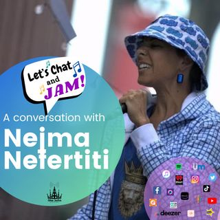 A Conversation With Nejma Nefertiti
