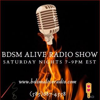 **REPLAY**BDSM ALIVE RADIO SHOW Mistress and Cupcake Interviews Domme Nikita & Goddess Sadie Hawkins Replay from 01/20/2018