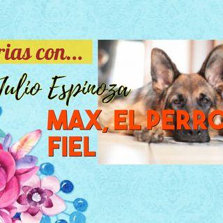 Max, el perro fiel de Janet Artiles