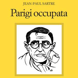 "Diana Napoli ""Parigi occupata"" Jean-Paul Sartre"