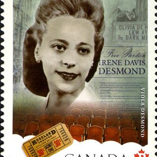 Viola Desmond, First Canadian Black Woman To Be Honored On Banknote.
