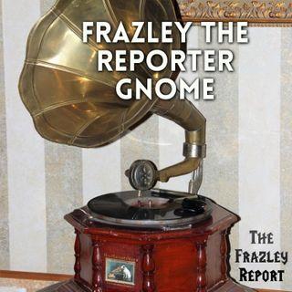 Frazley The Reporter Gnome