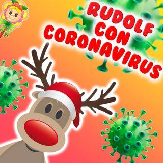 88. Rudolf enfermo de Covid. Cuentos infantiles navideños de Hada de Fresa.