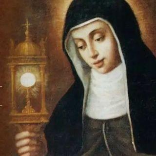 Santa Clara de Asís, virgen fundadora de las Clarisas