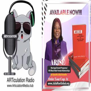 ARTiculation Radio — HANDING HOPE TO THE HOPEFUL