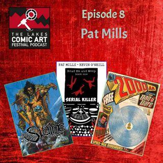 Pat Mills