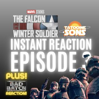 Falcon & Winter Soldier EP3 Spoiler Review | The Bad Batch Trailer Reaction | An Intro to DC Animation