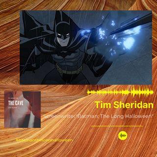 Tim Sheridan On Batman The Long Halloween