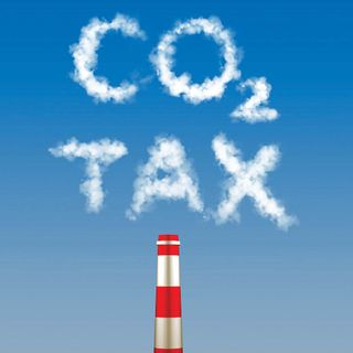 In cosa consiste la carbon tax?