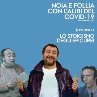 Episodio 4 - Lo stoicismo degli epicurei