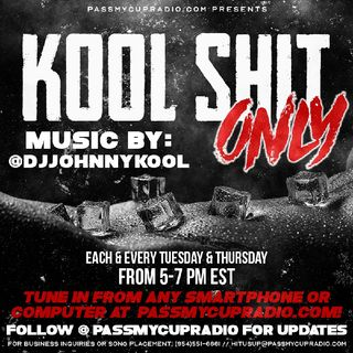 Kool Shit Only 103- 12/29/20