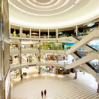 Una tarde de domingo en el mall