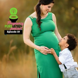 Pregnancy Symptoms by Pregnancy Trimester Episode 20 - Pregnant Pukeology Podcast