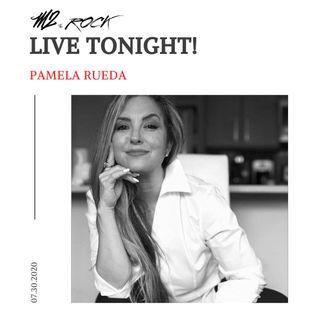 LOVE ADDICTION || PAMELA RUEDA LIVE ON M2 THE ROCK