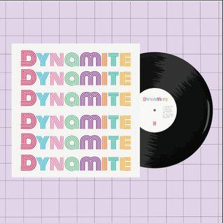 Dynamite: El single revolucionario