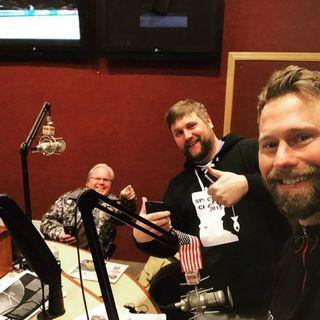 The 4 Outdoorsmen Mark Fisher, Babe Winkelman, Matt Johnson