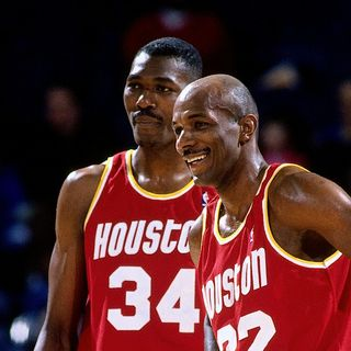 NBA Banter: Chicago Bulls 91-93 vs. Houston Rockets 94-95 Who Wins? Bulls 4-Peat vs. Spurs in 99?