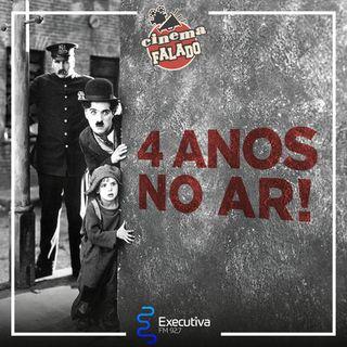Cinema Falado - Rádio Executiva - 06 de Abril de 2019
