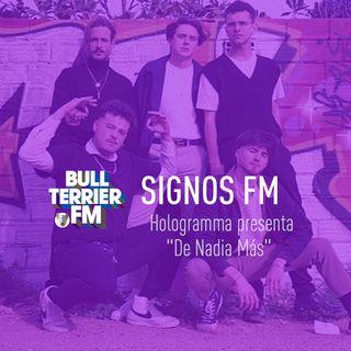 """Hologramma presenta """"De Nadia Más"""" - SignosFM"""
