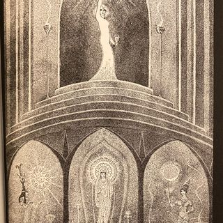 """Lotus Light"" by Ruth St. Denis #11"
