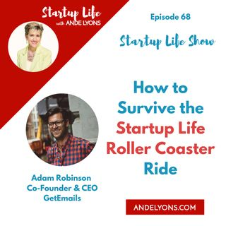 How to Survive the Startup Roller Coaster Ride