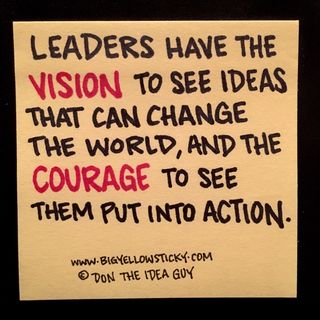What Leaders See : BYS 191
