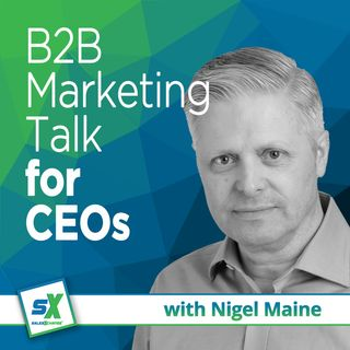 B2B Marketing Talk for CEOs