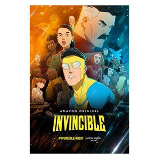 TV Party Tonight: Invincible (season 1)