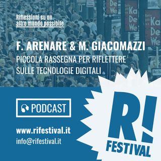 Riflettere sulle Tecnologie Digitali - F. Arenare & M. Giacomazzi