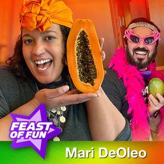 FOF #2831 - Mari DeOleo on Mardi Gras, Mangoes and Christian Clowns