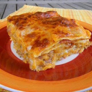 Cafe Bleu - La ricetta delle lasagne con la zucca