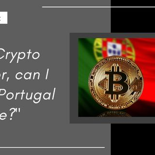 [ HTJ Podcast ] As a Crypto investor, can I live in Portugal tax free?