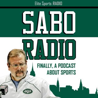 Sabo Radio 31: The New York Jets Issue Remains The Dreaded Offensive Line