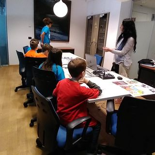 Kids University: i laboratori di Radio Magica.