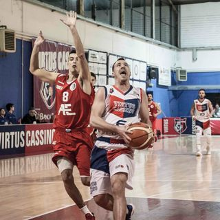 Planet Basket Catanzaro - BPC Virtus Cassino (4° Quarto)