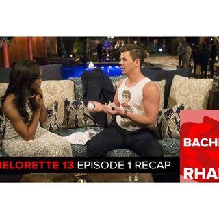 Bachelorette Season 13 Episode 1: Rachel Meets Her 30 Men and a Whaboom