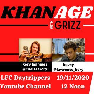 Khanage | Buvey & Rory