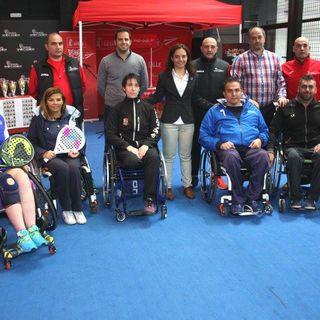 Getafe En Forma: Éxito del Torneo de Pádel Adaptado