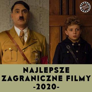 NAJLEPSZE ZAGRANICZNE FILMY 2020 - RANKING