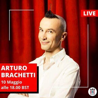 """Arturo Brachetti: """"Nulla è impossibile sulla scena e anche nella vita"""""""