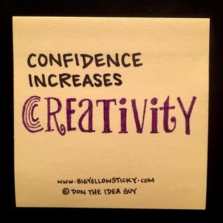 Increases Creativity : BYS 172