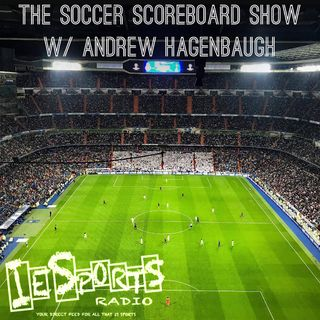 The Soccer Scoreboard Show