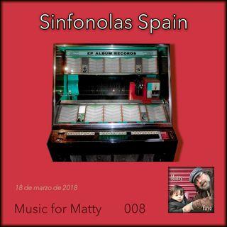 Sinfonolas Spain