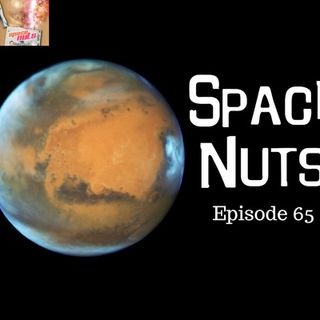 Moons and Clouds - Space Nuts with Dr Fred Watson & Andrew Dunkley Episode 65
