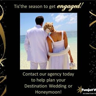 Destination Weddings/Honeymoons/Vow Renewal/Romance