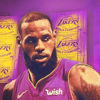 EP 31 LAKERS GOT LEBRON MY NIG