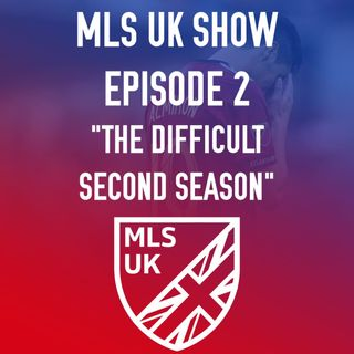 Episode 2: The Difficult Second Season